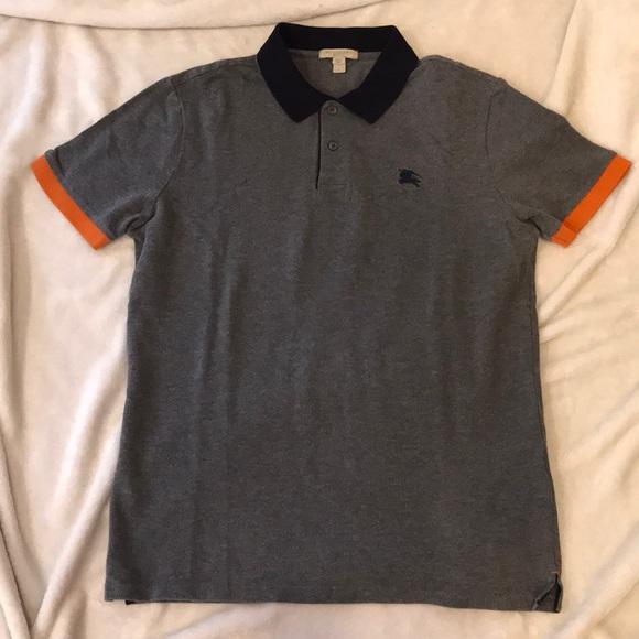 40c29ff8 Burberry Shirts | Brit Mens Polo Shirt Size L Large | Poshmark